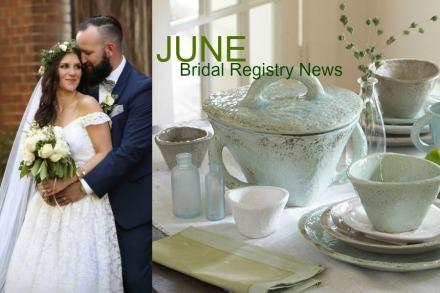 June registry news